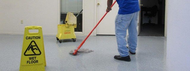 Briten Janitorial provides commercial cleaning services